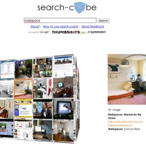 search cube