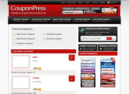 CouponPress
