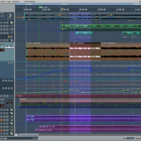 software para editor de audio