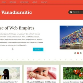 fantásticos themes para wordpress