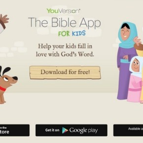 the bible of kids