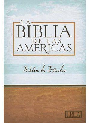 la biblia de las américas para e-Sword