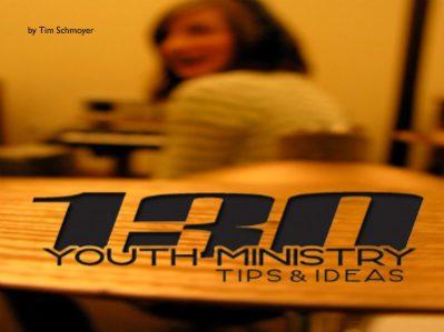 130 tips y ideas para el ministerio juvenil