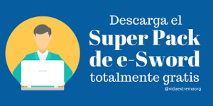 Descarga gratis el super pack para e-Sword 12