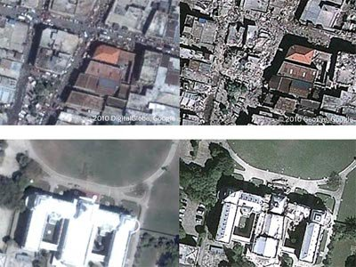 Haití terremoto 2010