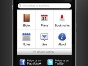 Biblia para iPhone