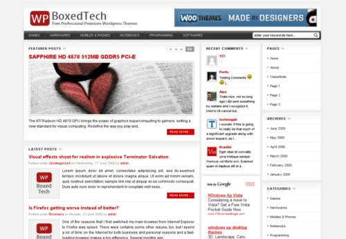 boxed tech