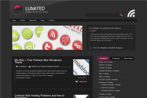 lunated