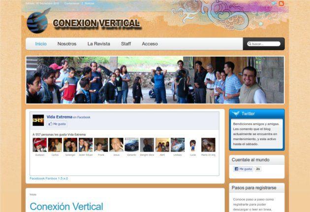 Revista Conexion vertical