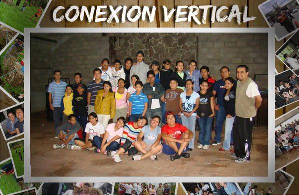 Revista conexión vertical campamentos