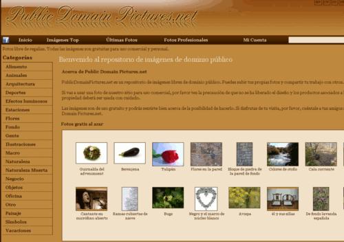 Public domain pictures