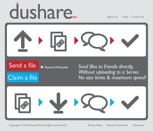 compartir archivos en la red