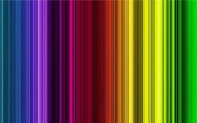 diapositivas arco iris
