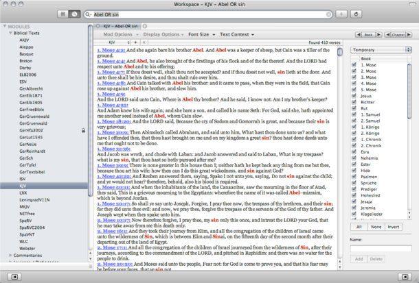 concordancia biblica para mac