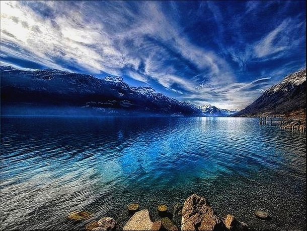 cielos nubaldos