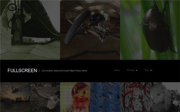 Themes de galerías de fotos para wordpress