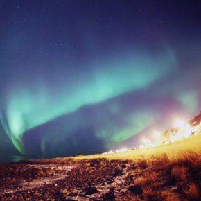 Videos de la aurora boreal