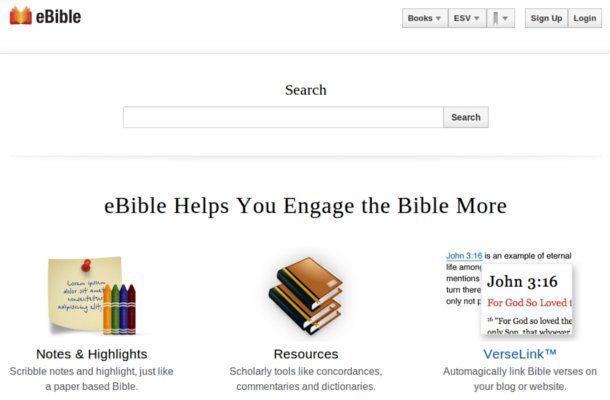 La Biblia online en español