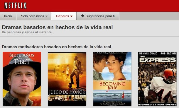 ver películas por Internet gratis