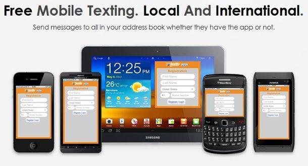 Enviar mensajes de texto gratis