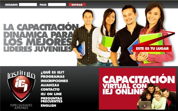 Instituto de especialidades juveniles