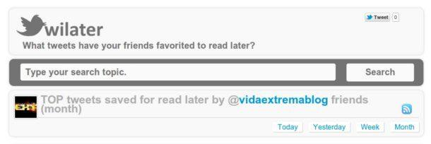temas favoritos de usuarios twitter