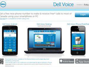 Dell voice