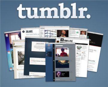 Como crear un blog en Tumblr