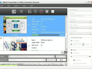Convertir diapositivas de power point a video