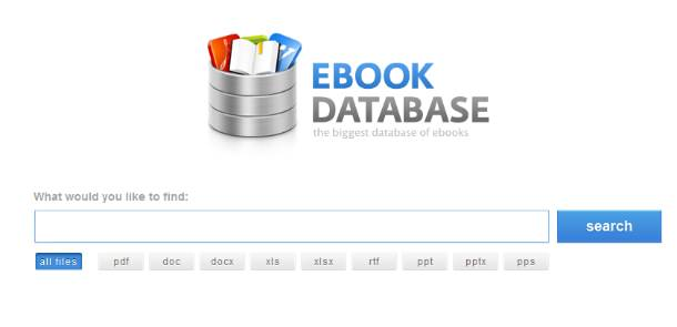 Ebook Database