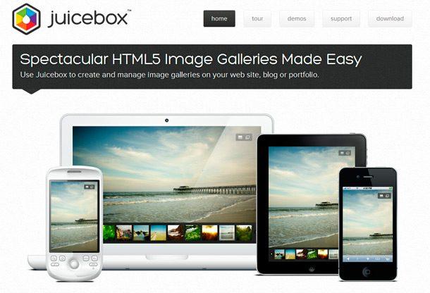 Crear una galeria de fotos