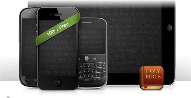 Descargar la Biblia para el celular