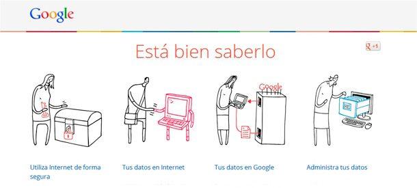 Protegerse en Internet