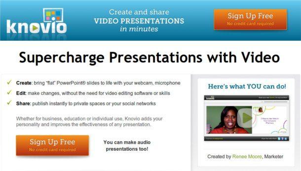 Crear y compartir video presentaciones