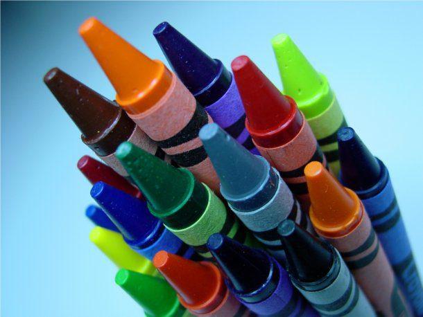 Fondos de crayon