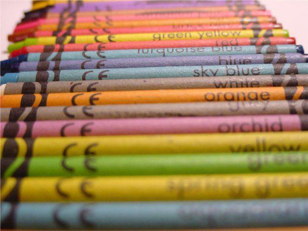 Fondos crayolas gratis