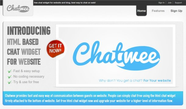 Chat gratis