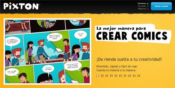 Crear comics