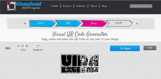 Crear código QR con imagen