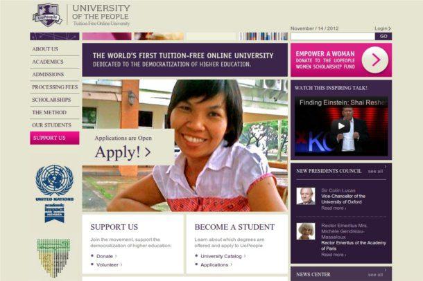Universidad del pueblo