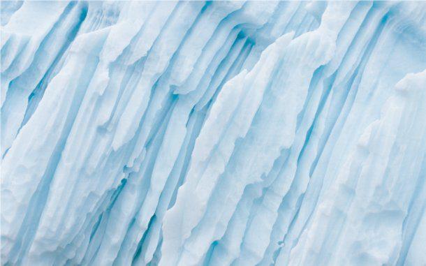 Iceberg navidad