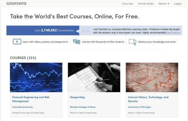 Educación virtual gratuita