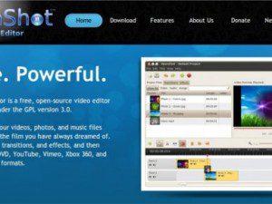 Editor de vídeo open source