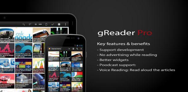 Lector de feed para Android