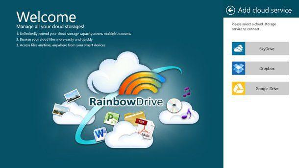 RainbowDrive