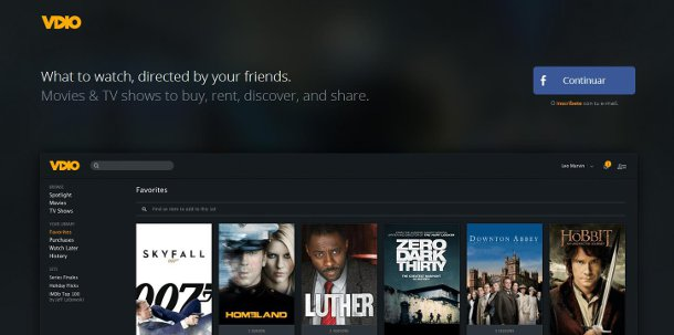 películas y series de televsión