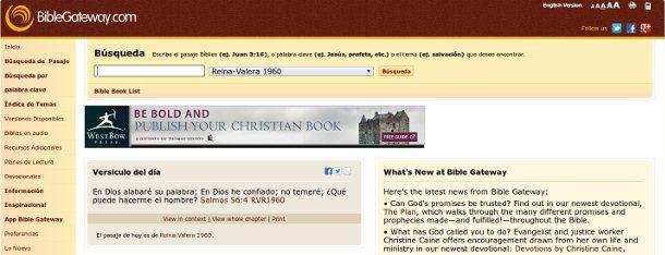 Concordancia biblia en linea