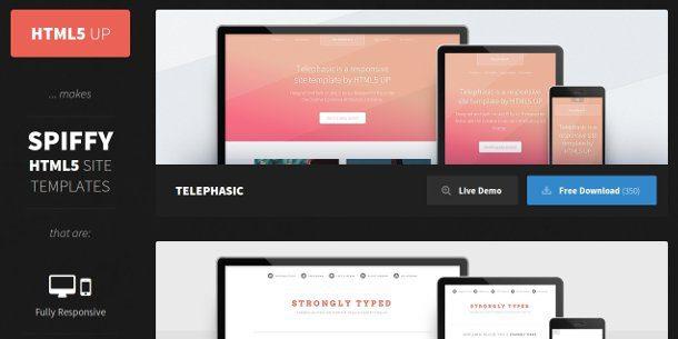 Themes en HTML5 y CSS3