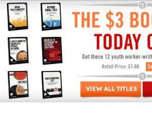 libros sobre el ministerio juvenil