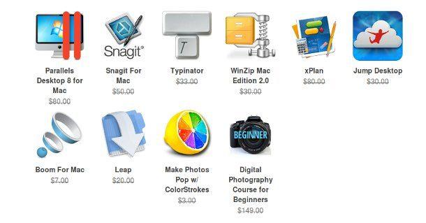 Oferta de programas Mac